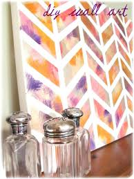 Handmade Crafts For Sale Online Cool Arts And Ideas Teens Projects Pattern Tape Wall Art