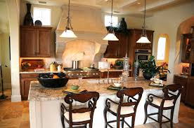 Kitchen Island Seats 4 Portable With Seating For White Stands Apart Natural Wood Tones Design Light