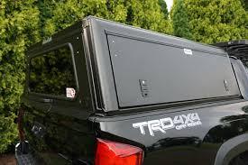 100 Tacoma Truck Cap AluCab Explorer Topper Tactical Application Vehicles