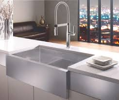 Stainless Overmount Farmhouse Sink by Kitchen Apron Sink Top Mount Apron Sink Double Bowl Apron Sink