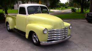 For Sale 1951 Chevrolet 5 Window Pickup - YouTube