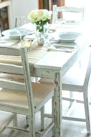 Painted Dining Room Sets Chalk Paint Table Chairs I Recently Painting Diy And Before Af