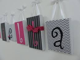 Personalized Name Block Letters