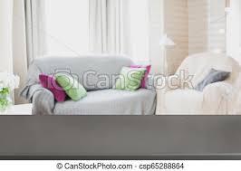 wohnzimmer abstrakt modern verwischt inneneinrichtung