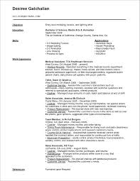 Resume: Certified Medical Assistant Resume Objective ... 89 Examples Of Rumes For Medical Assistant Resume 10 Description Resume Samples Cover Letter Medical Skills Pleasant How To Write A Assistant With Examples Experienced Support Mplates 2019 Free Summary Riez Sample Rumes Certified Example Inspirational Resumegetcom 50 And Templates Visualcv