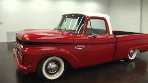 1966 Ford F100 Pickup Air Ride - $10,999 - YouTube 1966 Ford F250 Pickup Truck Item Dx9052 Sold April 18 V F100 For Sale In Alabama F750 B8187 October 31 Midwest For Sale Near Cadillac Michigan 49601 Classics On F600 Grain Da6040 May 3 Ag Eq Mustang Convertible Roanoke Va By Owner Classic Hrodhotline Regular Cab Swb In Greenville Tx 75402 4x4 Original Highboy 1961 1962 1963 1964 1965 Ford 12 Ton Short Wide Bed Custom Cab Pickup Truck
