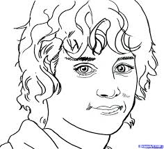 Lego Lord Of The Rings Coloring Pages To Print Eliolera