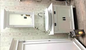 bad ohne badewanne bathtub storage decor