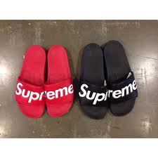 I Just Fucked Yo Bitch In Some Supreme Flip Flops