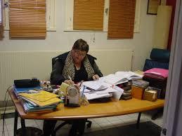bureau de la directrice le bureau de mlle fradet la directrice photo de visite guidée