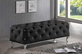 Diamond Tufted Headboard With Crystal Buttons by Black Leather Headboard Adorable Leather Tufted Headboard Tufted