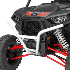 Front Low Profile Bumper- White | Polaris RZR Mercenary Off Road Ford 12015 F250 F350 Super Duty Front Winch Ici Baja Prunner Bumper Free Shipping And Price Match Heavyduty Led For 1618 Chevy 1500 10772 Rough 2018 2019 Jeep Wrangler Jl Stealth Fighter Top Hoop China Semi Truck Guard Bumpers Auto Deer Grille Ram With Sensors Add Addictive Desert Designs 72018 Raptor Ranch Hand Accsories Protect Your Dobions 4x4 2016 2017 Toyota Tacoma Buy 72019 Honeybadger
