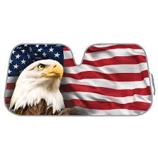 Amazon.com: USA Eagle Flag Auto Sun Shade For Car SUV Truck - Stars ... 12 Best Car Sunshades In 2018 And Windshield Covers For Custom Cut Sun Shade With Panted 3layer Design Sunshade 3pc Kit Bluesilver Jumbo Front 2 Side Shades Window Blinds Auto Magnetic Sun Shades Windows Are Summer And Winter Use Amazoncom Premium Shade Free Magic Towel Chamois Sizes Shop Palm Tree Tropical Island Sunset Bubble Foil Folding Accordion Block Retractable Side Styx Review Aftermarket Rear Youtube Purple Tropic For Suv Truck Disney Pixar Cars The Green Head