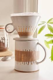 Ceramic Pour Over Coffee Maker