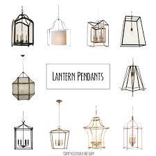 Nickel Pendant Lighting Kitchen Lantern Pendant Lighting To her