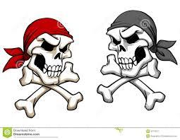 Ecu Pirate Pumpkin Stencil by Danger Pirate Skull In Cartoon Style For Mascot Or Tattoo Design