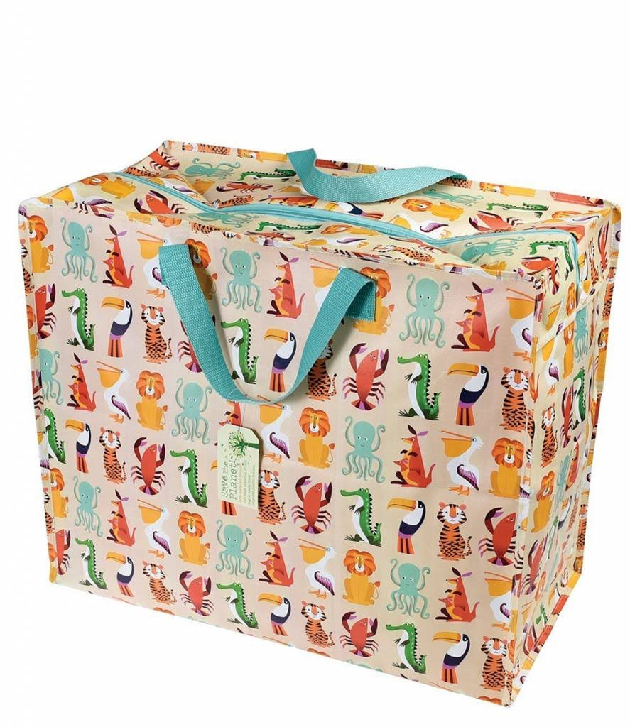 Colourful Creatures Jumbo Bag