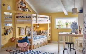 En Suite Ideas Big Ideas For Small Spaces A Small Shared Bedroom With Big Ideas Ikea Malaysia Ikea