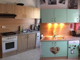 küche im fifties style cedeko einfach werbung