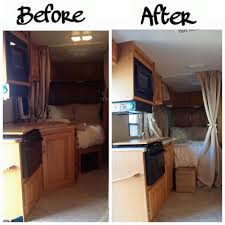 Full Time RV Living Kitchen Remodel