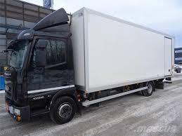 100 Trucks For Sale Ri Iveco 10 E 200 Umpikori PL_van Body Year Of Mnftr 2013
