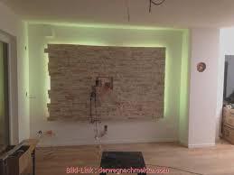 steinwand wohnzimmer ungewöhnlich elegantes wandgestaltung