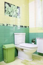 Bathroom Design In Green Colors With Toilet Stock Photo, Picture And ... Bathroom Materials Bath Designs And Colors Tiles Tubs 10 Best Bathroom Paint Colors Architectural Digest 30 Color Schemes You Never Knew Wanted Williams Ceiling Finish Sherwin Floor White Ideas Inspiration Gallery Sherwinwilliams Craft Decor Tiles Inspirational Brown For Small Bathrooms Apartment Therapy 5 Fresh To Try In 2017 Hgtvs Decorating Design Use A Home Pating Duel Restroom Commerical Restrooms Design