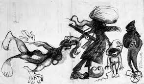 Though He Gained Recognition As A Cartoonist Working For The Countrys Leading Newspapers Thinks Of Himself Primarily An Artist