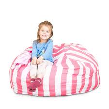 Chubberroo Stuffed Animal Bean Bag Chair Kids, Extra Large Storage ... Amazoncom Jaxx Nimbus Spandex Bean Bag Chair For Kids Fniture Creative Qt Stuffed Animal Storage Large Beanbag Chairs Stockists Best For Online Purchase Snorlax Sizes Pink Unique Your Residence Inspiration Childrens Bean Bag Chairs Ikea Empriendoclub Sofa Sack Plush Ultra Soft Memory Posh Stuffable Ultimate Giant Foam