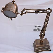 Crate And Barrel Sterling Desk Lamp by Industrial 1930s French Articulated Desk Task Table Lamp Art Deco