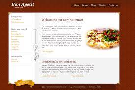 site recette de cuisine thème restaurant et gastronomie gourmet de templatic