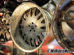 Custom Wheels - See The Ugliest Wheels Ever At SEMA 2010 ... Worlds First Buick Enclave On Dub Wheels 32s In Hd Must See Helo Wheel Chrome And Black Luxury Wheels For Car Truck Suv I Need A Rim Ptoshop My Dodge Cummins Diesel Forum 1987 Chevrolet C10 Short Bed On 30 Inch Rims Youtube Pin By Mtz The Rides Pinterest Ford Trucks Cars Alinum Rim Polishing Drive The 2015 Tahoe 26inch Magazine Thing 85 Chevy Box 454 28 Startup Lvadosierracom Really Disgusted Wheelstires Page 5 Safety 8 Steps To Installing Winter Tire Chains F150 Fx4 325 35 Rack