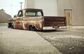 Visuals – Street Machinery's 1966 Chevy C10 Pickup - Stanceworks.com Pin By Ruffin Redwine On 65 Chevy Trucks Pinterest Cars 1966 C 10 Pickup 50k Miles Chevrolet C60 Dump Truck Item H1454 Sold April 1 G Truck Id 26435 C10 Doubleedged Sword Custom Truckin Magazine Stepside If You Want Success Try Starting With The 1964 Bed Inspirational Step Side Walk Bagged Air Ride Patina Trucks The Page For Sale Orange Twist Hot Rod Network