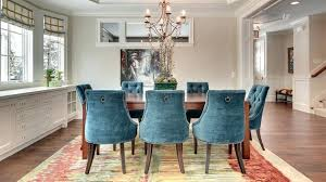 Dining Chairs Velvet In Sophisticated Rooms Home Design Lover Upholstered
