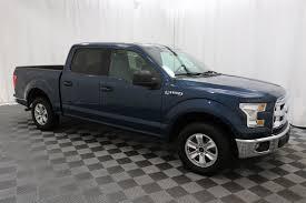 100 Ford 2015 Truck PreOwned F150 Crew Cab XLT In Wichita U569859