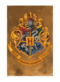 Harry Potter Queen Bed Set by Harry Potter Hogwarts Crest Poster Topic