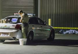 100 Crosby Trucking Police Say The Californiarampage Gunman Killed His Exwife And Four