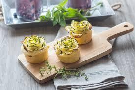 comment cuisiner les courgettes au four fleurs de courgettes au chèvre frais et à la menthe cuisine