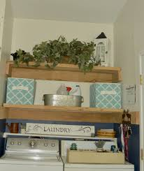 Laundry Room Gets A Rustic Style Makeover