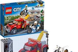 100 Lego City Tow Truck UNOPENED LEGO 60137 Police Trouble
