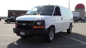 2013 Chevrolet Express Cargo Van 1500 135