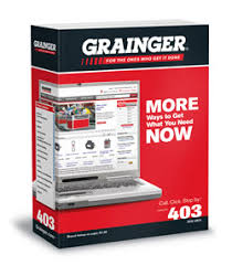 Check Out Grainger Catalog 403