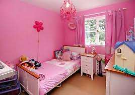 Bedroom Awesome White Walk In Closet With Furniture And Astonishing Small Pink Wall Paint Color Curtain Bedside Table