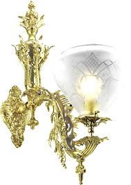 Cool Victorian Wall Sconce Vintage Hardware Lighting Antique Reproduction Sconces