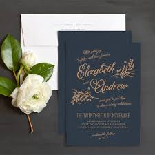 Rustic Chic Wedding Invitations By Emily Crawford