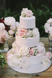 Best 25 Floral Wedding Cakes Ideas On Pinterest Beautiful With Flowers