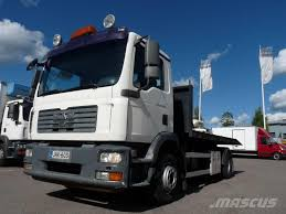 Used MAN -tgm13-240 Tow Trucks / Wreckers Year: 2008 Price: $31,814 ...