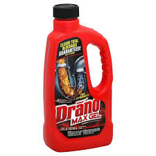 drano max gel clog remover pro strength shop bathroom and
