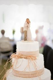 Rustic Wedding Cake Topper Ideas Cakes LemonJellyCake