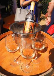 Rosenthal Wine Bar Patio Malibu by Rosenthal Wines Malibu